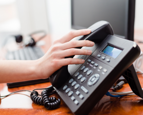 Nos offres de téléphonie fixe